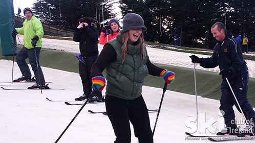 Learn to ski in one day