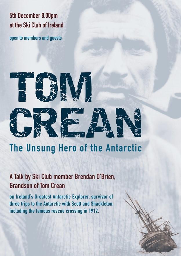 Tom Crean Story