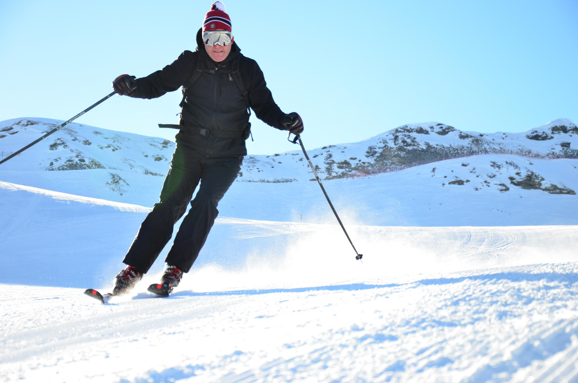 skiing with Ski Club of Ireland group holiday