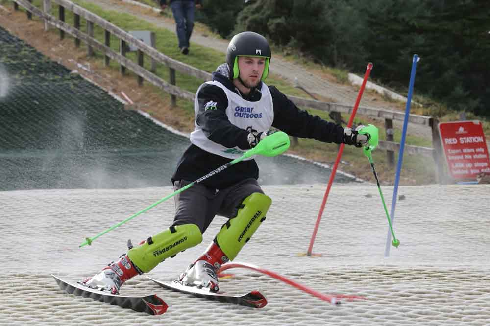 ski racing at ski club of ireland