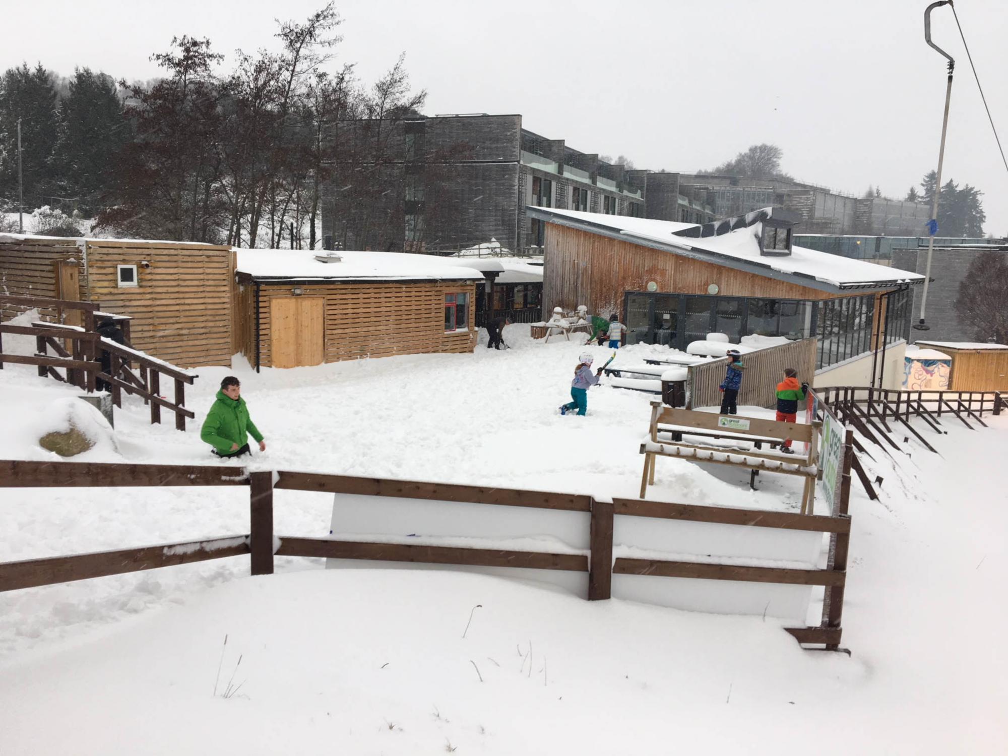 Great snow 2018