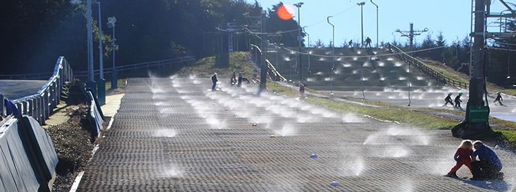 ski slopes at kilternan