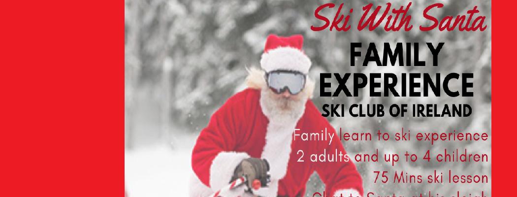 Ski with Santa Family experience