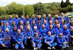 Instructors at the ski club of ireland