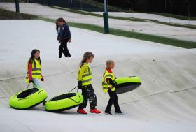 Tubing at Kilternan, a great party idea